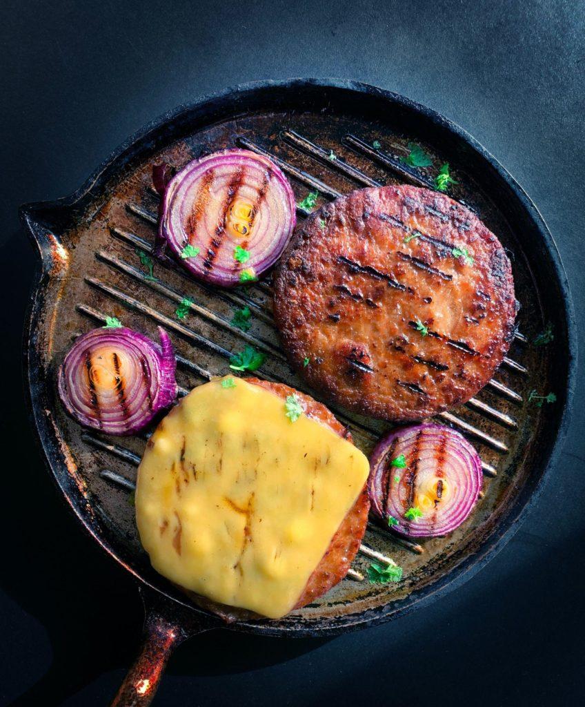 Smoky Chipotle Burger Patties 3